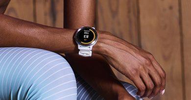 Garmin Vivoactive 3 – Montre connectée pour le sport avec style !