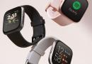 Fitbit Versa 2 : Montre connectée forme et bien-être