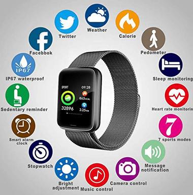 Smartwatch lintelek